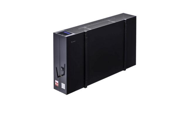 N4815G - wiszący energooszczędny grzejnik elektryczny NOGEN o mocy 1500W przeznaczony do pomieszczeń o powierzchni 30m2 i kubaturze nie większej niż 75m3.