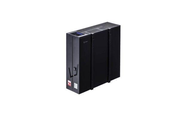 N4410G - wiszący energooszczędny grzejnik elektryczny NOGEN o mocy 1000W przeznaczony do pomieszczeń powierzchni 18m2 i kubaturze nie większej niż 45m3.