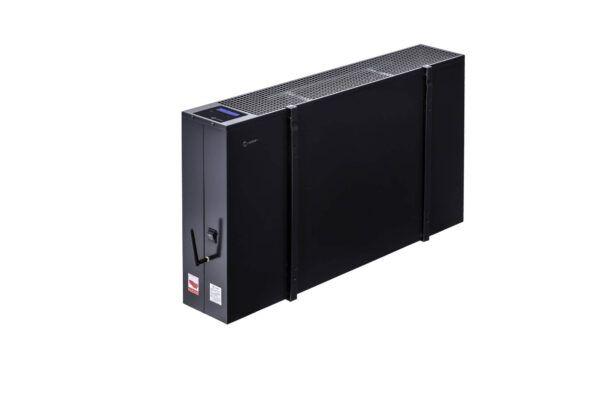 N4820G - wiszący energooszczędny grzejnik elektryczny NOGEN o mocy 2000W przeznaczony do pomieszczeń o powierzchni 40m2 i kubaturze nie większej niż 100m3.